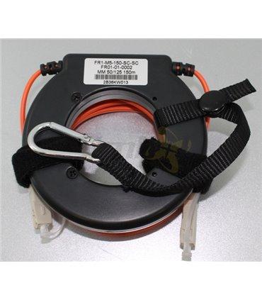 Noyes 50/125um OTDR SC-SC Fiber Ring