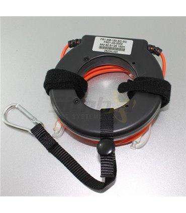 Noyes 62.5/125um OTDR SC/SC Fiber Ring